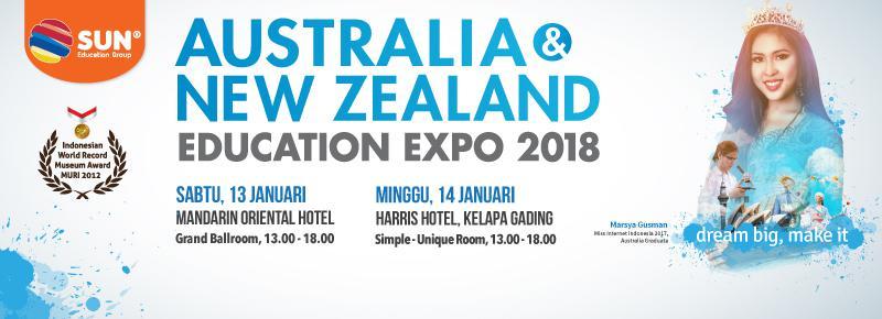 Australia New Zealand Education Expo
