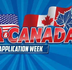 USA and Canada Application Week 2018