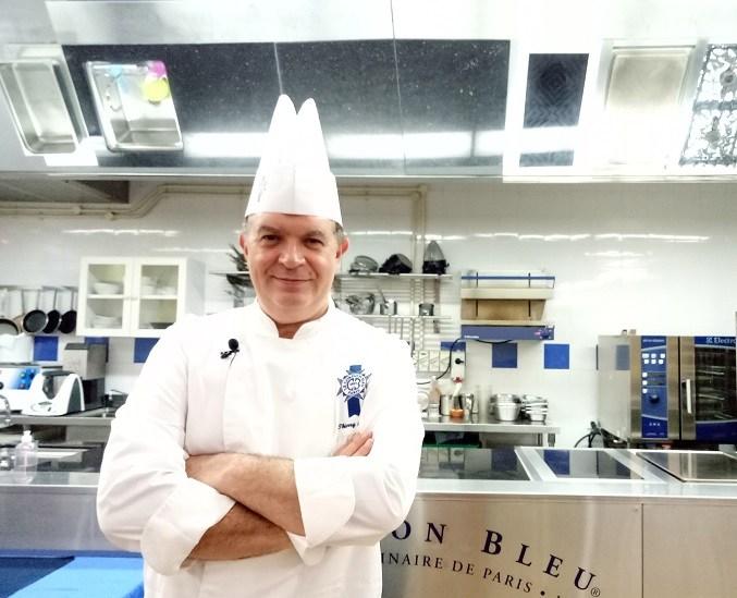 Chef Thierry Lerallu