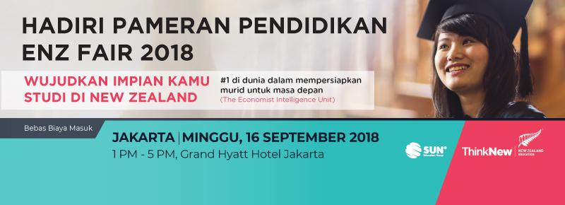 New Zealand Education Fair 2018