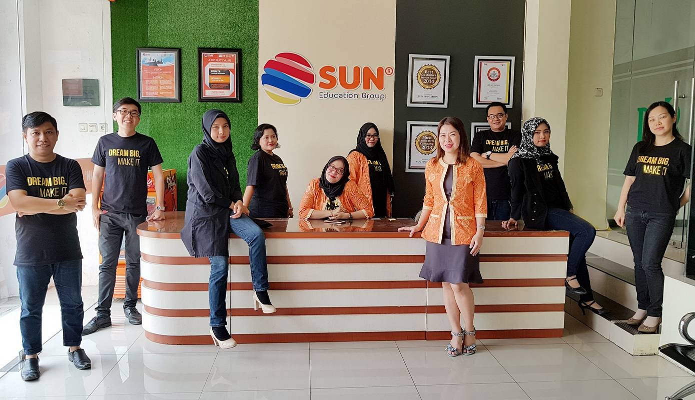 SUN Education Samarinda