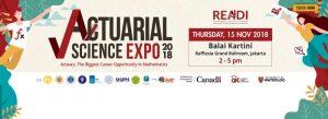 READI Actuarial Science Expo 2018
