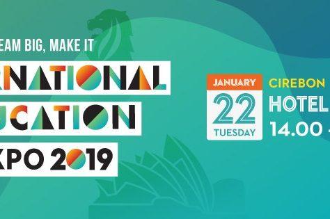 International Education Expo Cirebon 2019