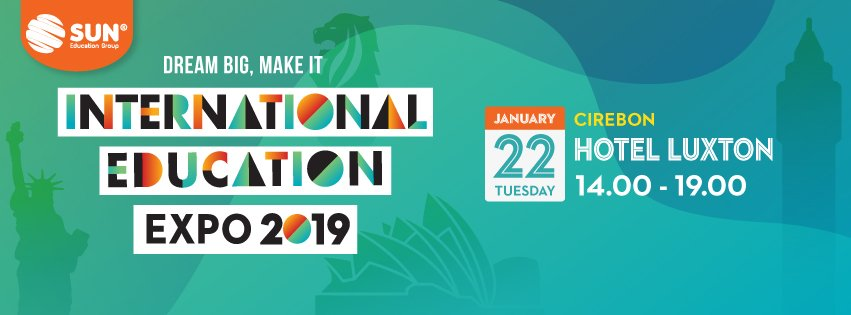 International Education Expo Cirebon 2019