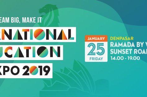 International Education Expo Denpasar 2019