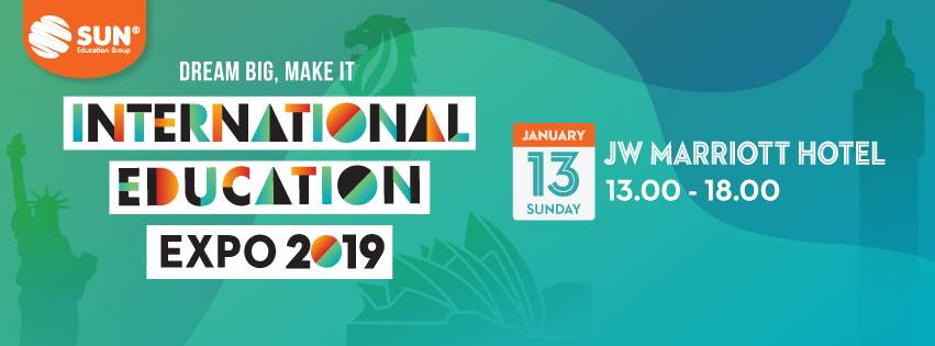 International Education Expo Surabaya 2019