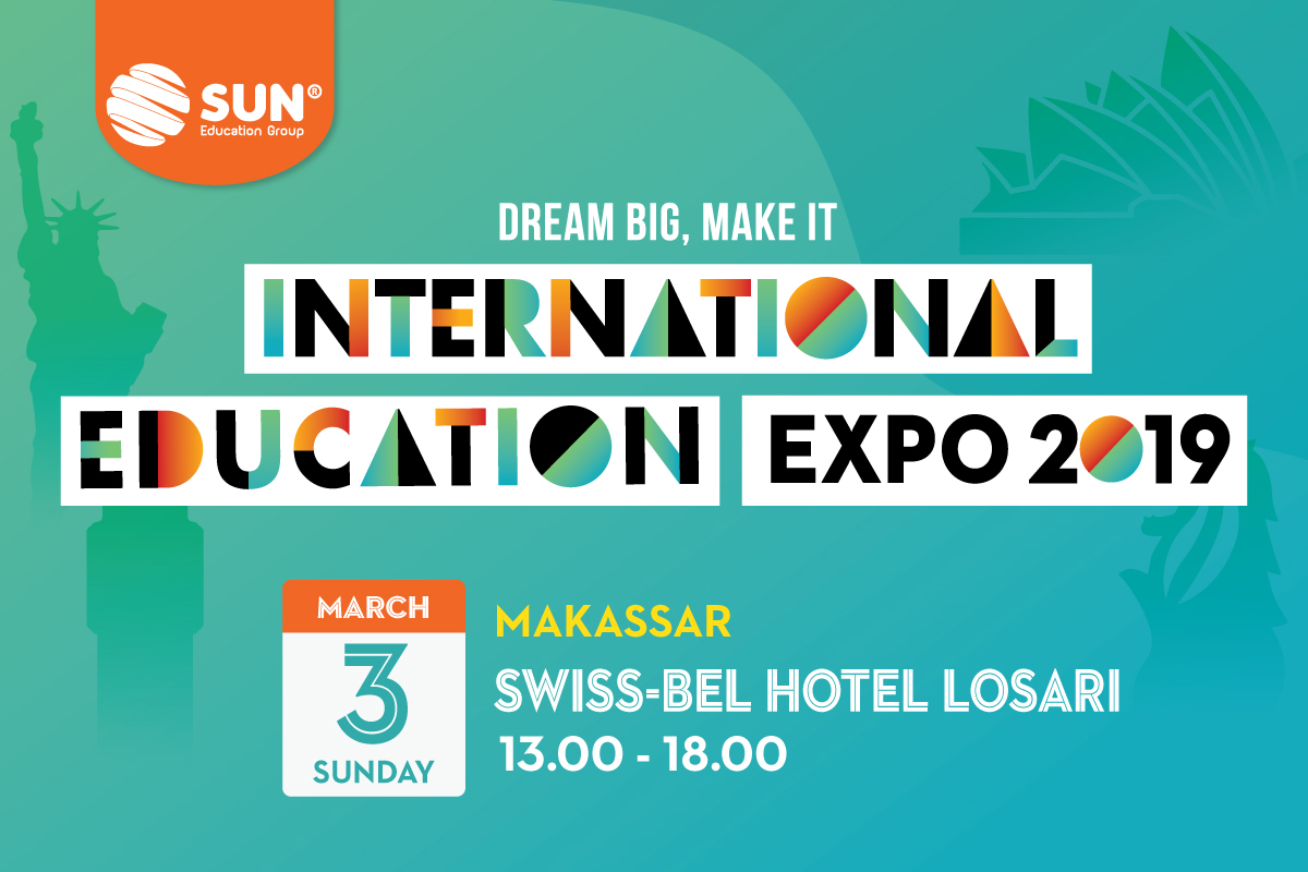 International Education Expo Makassar 2019