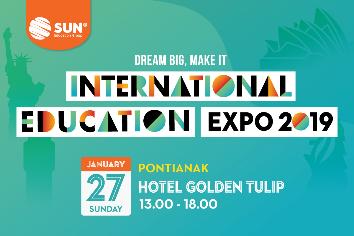 International Education Expo Pontianak 2019
