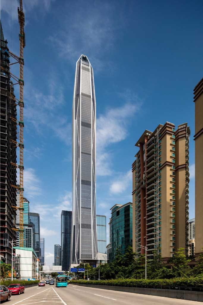 ping an international finance centre