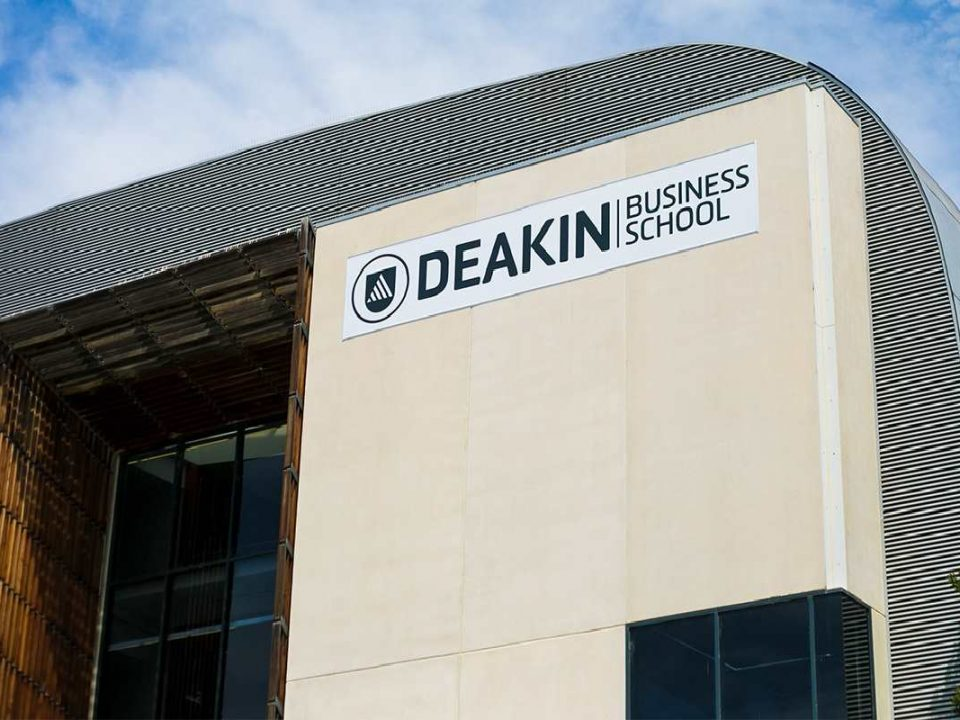 deakin business school