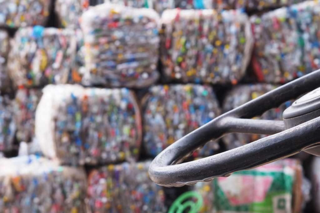 Pengelolaan sampah swedia