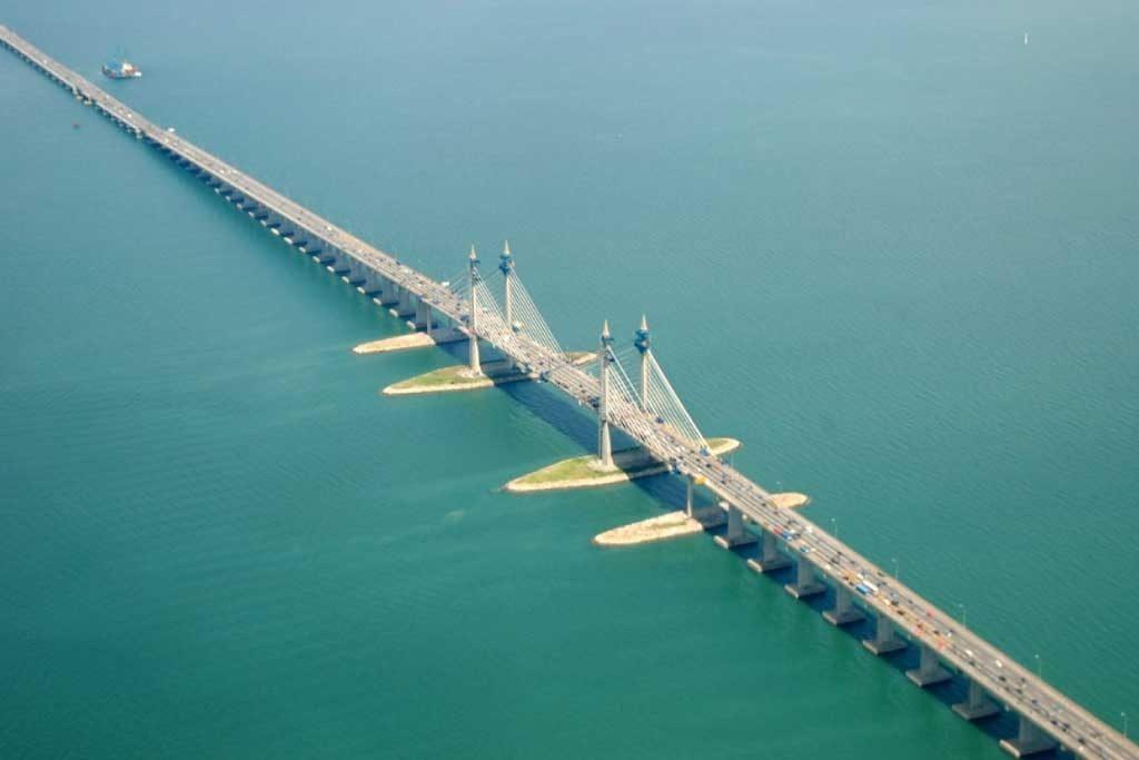 second bridge penang
