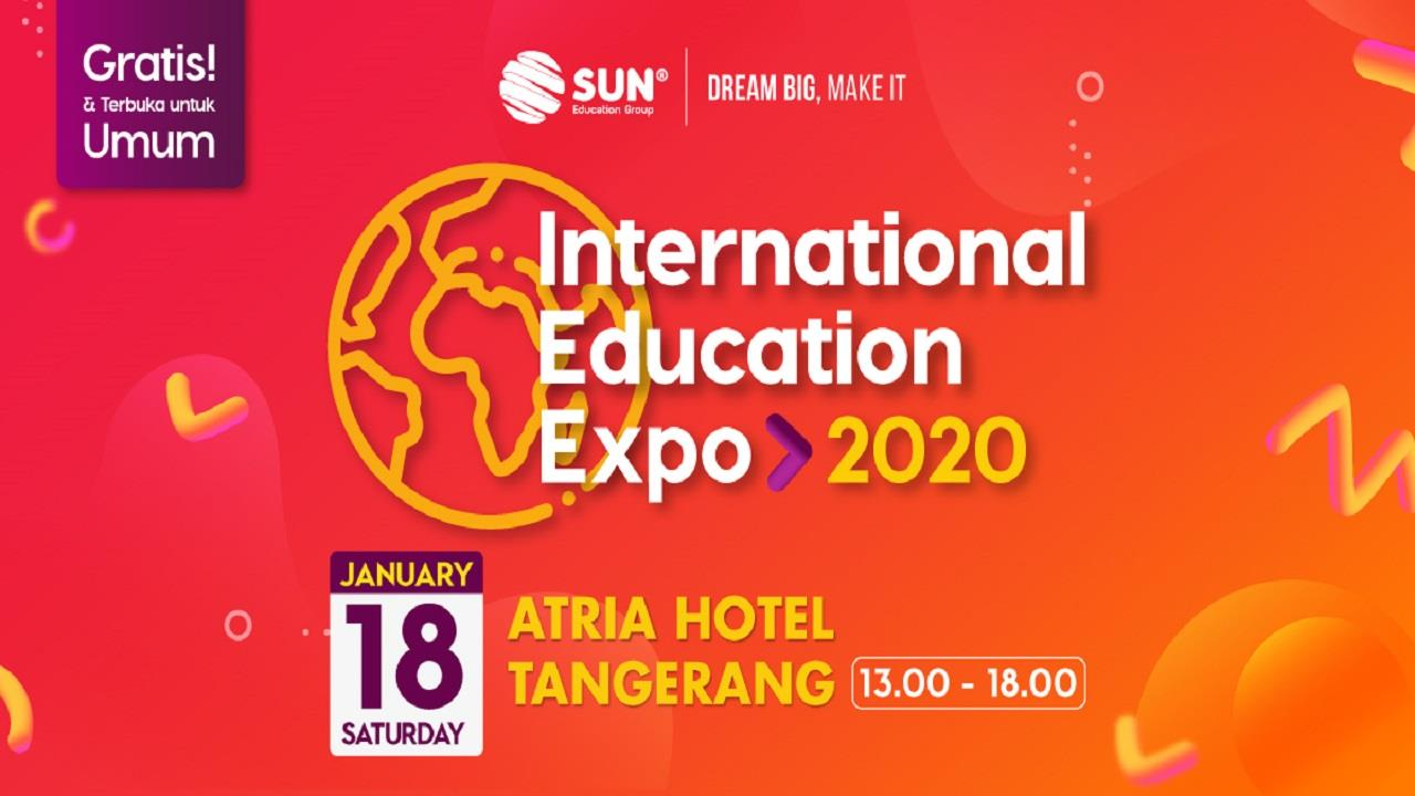 international education expo tangerang 2020