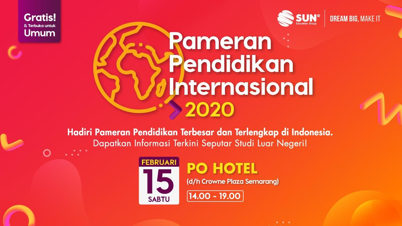 international education expo semarang