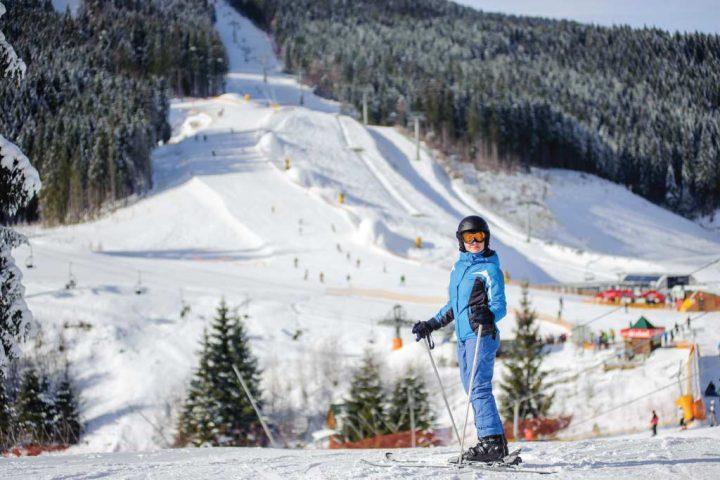Ski in Colorado