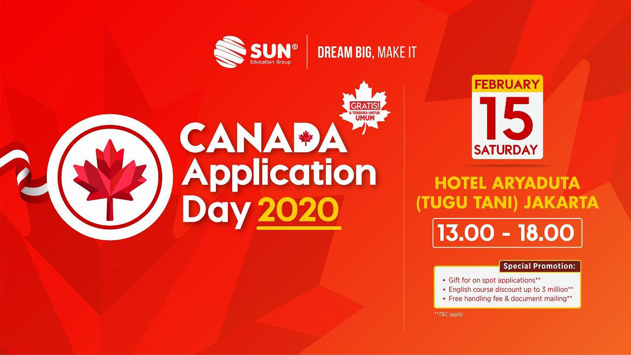 canada application day