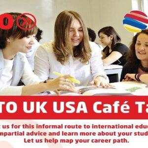 into cafe talk