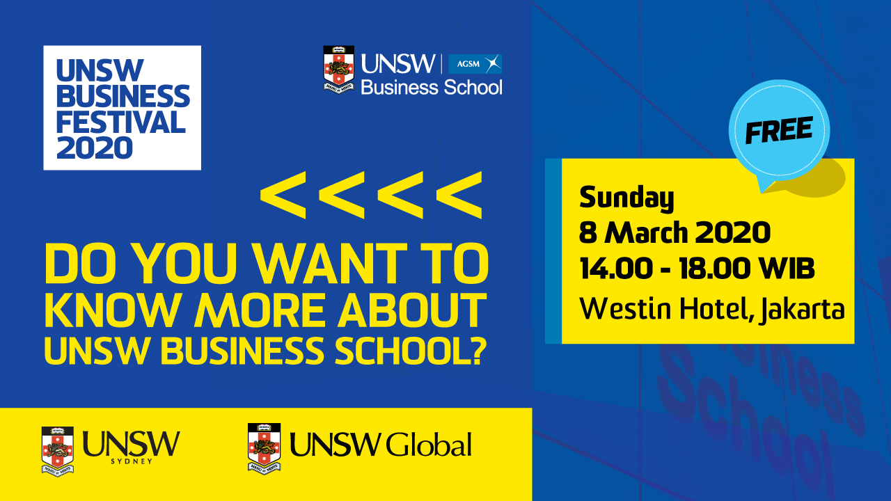 UNSW Busniss Festival