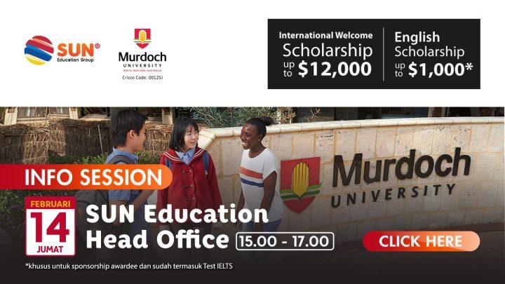 murdoch info session