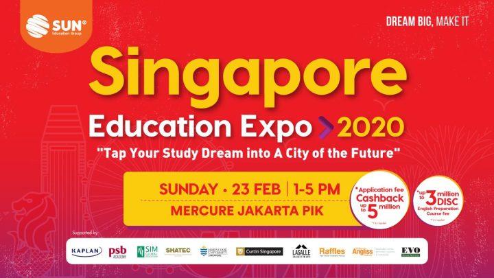 singapore education expo