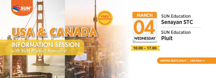 usa canada information day