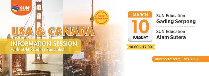 USA CANADA info day