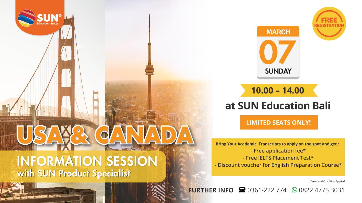 usa & canada info day 2020