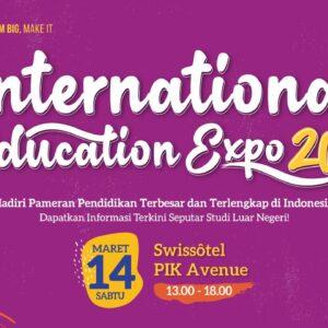 Internatiional education expo pik