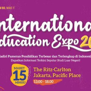 international education expo jakarta ritz