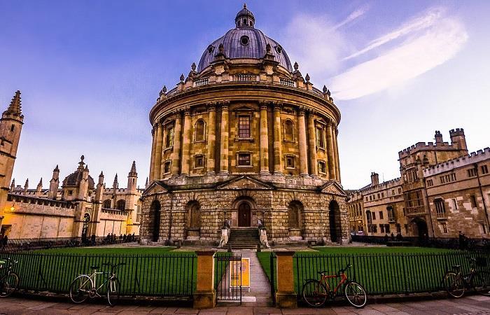 jurusan di Universitas Oxford