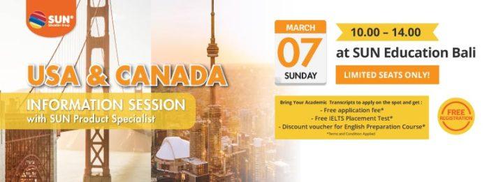 usa & canada information day