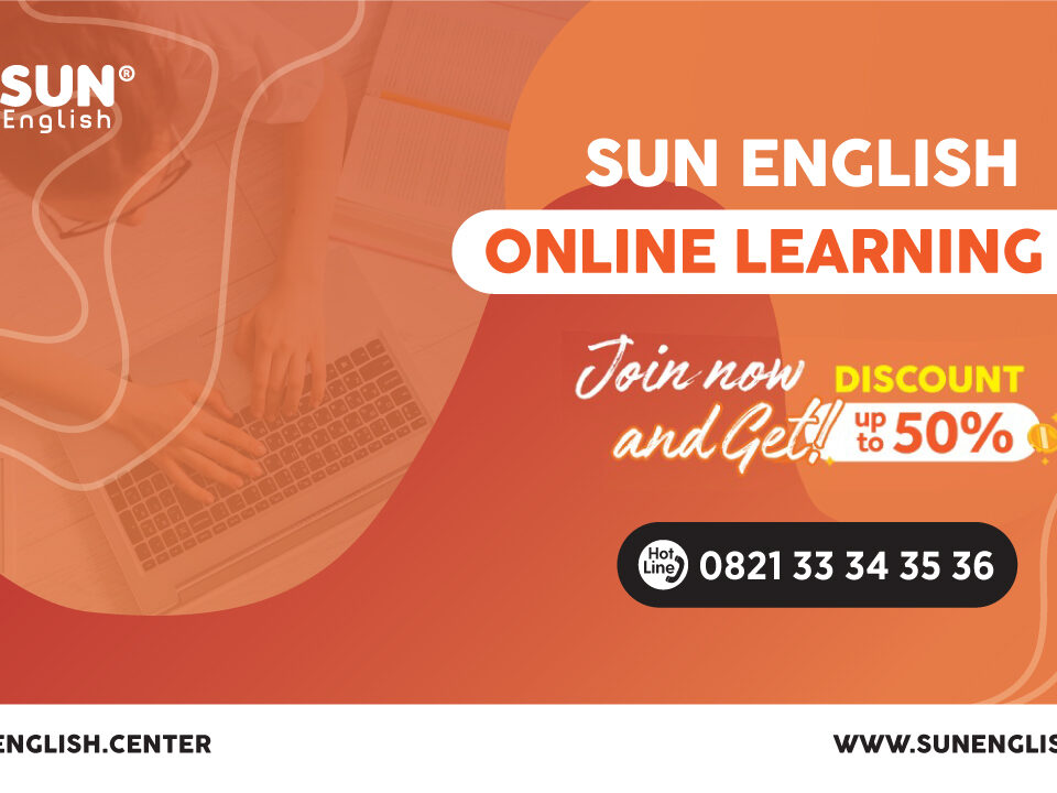 sun english online learning