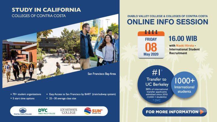Diablo Valley College (DVC) Online Info Session