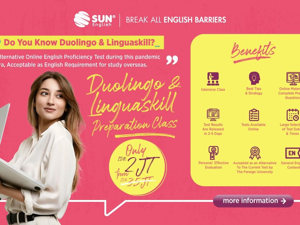 Duolingo Linguaskill