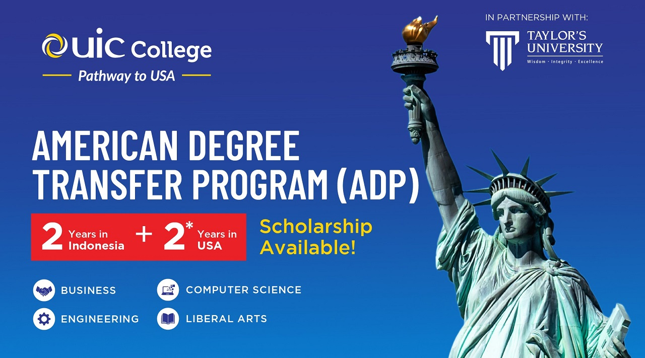 UIC Collage Online Info Session - American Degree Transfer Program