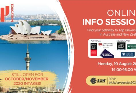 UP Education Online Info Session