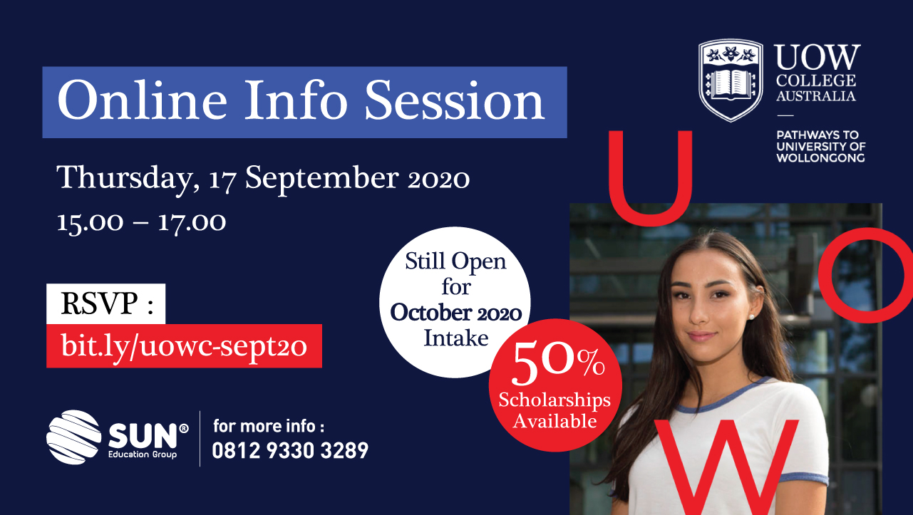 UOW College Info Session
