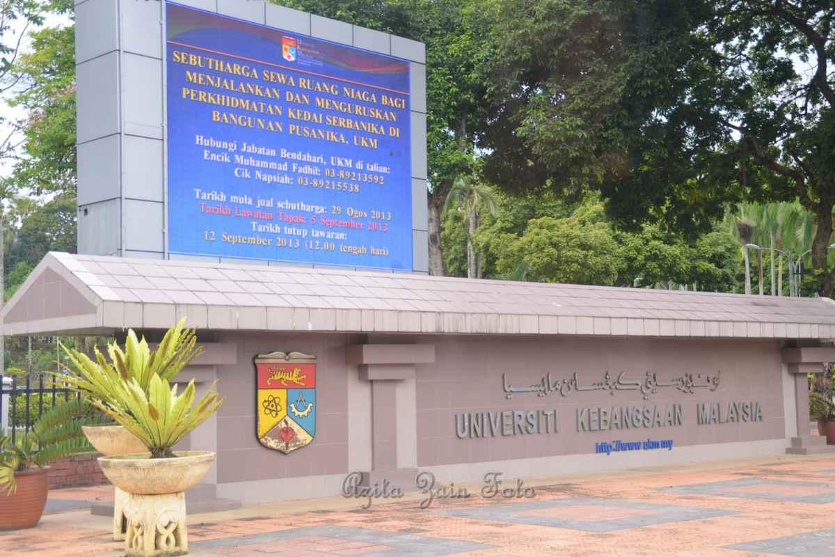5 Fakta Mengenai Universiti Kebangsaan Malaysia Sun Education