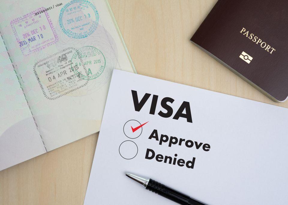 cara mengurus visa pelajar