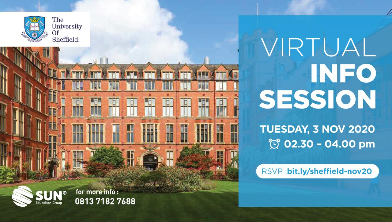VirtualSession_SheffieldUniversity