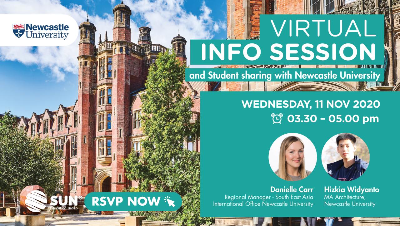 InfoSession_NewcastleUniversity