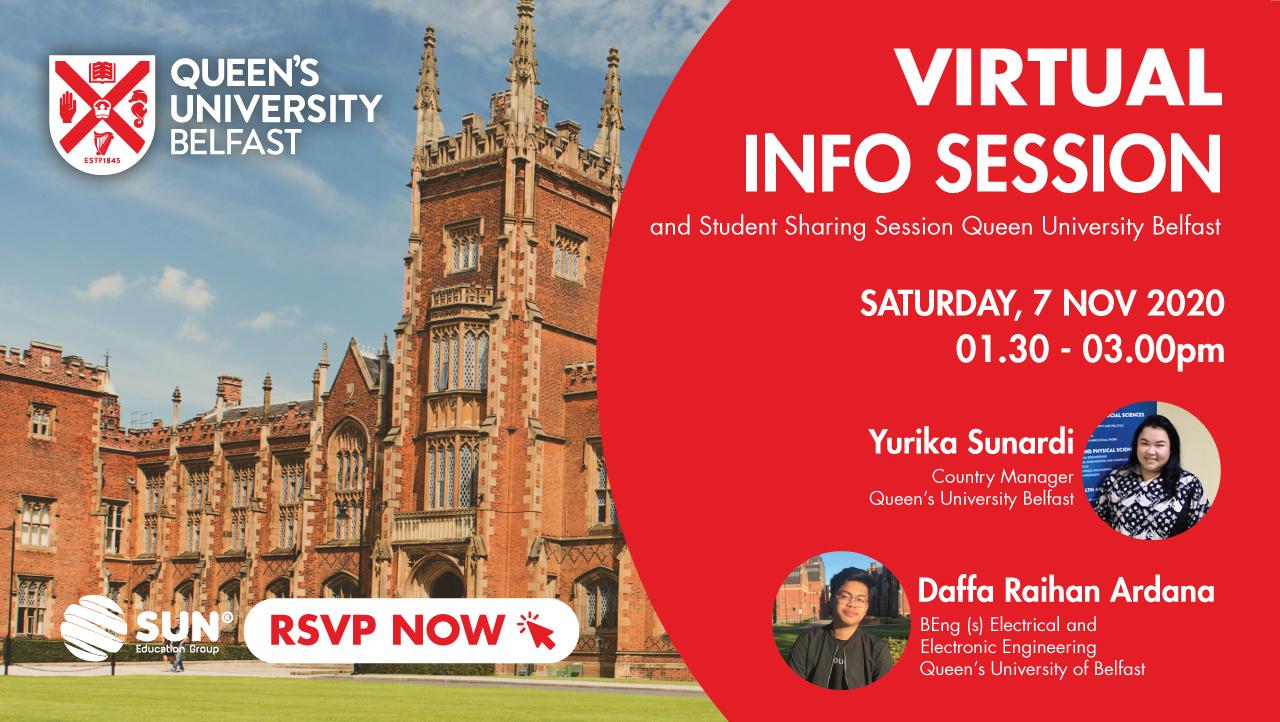 VirtualSession_Queen'sUniversityBelfast