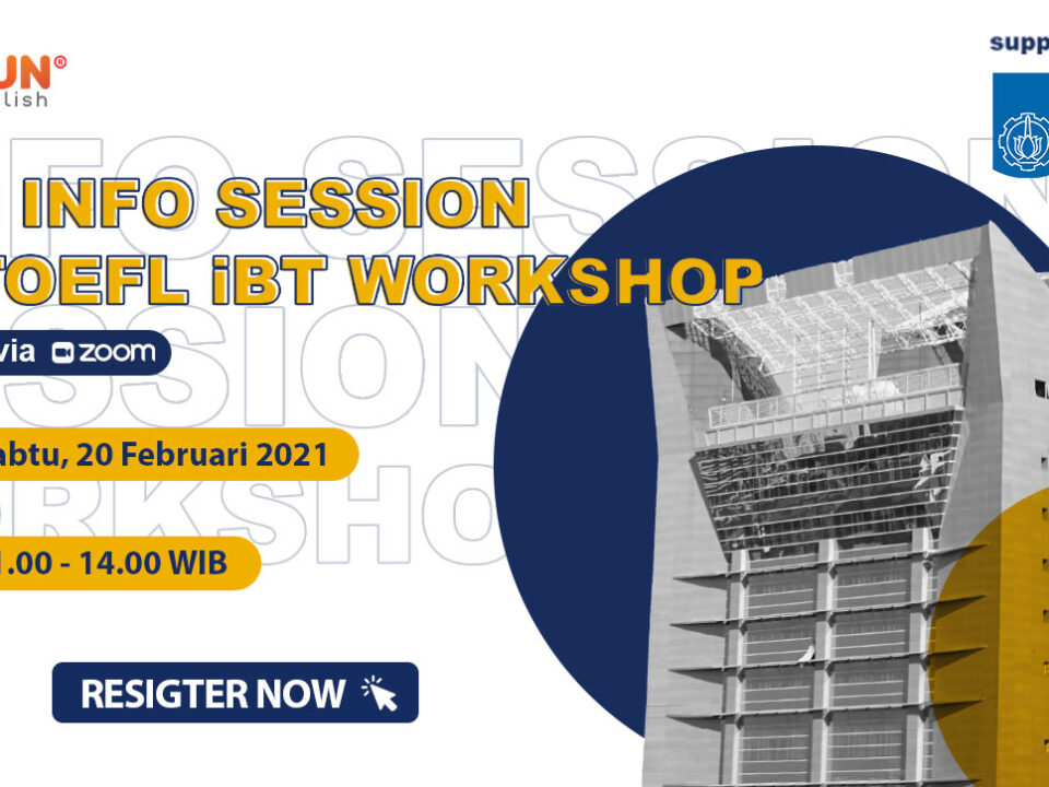 SUNEnglish_ITS_InfoSession&TOEFL_iBT Workshop
