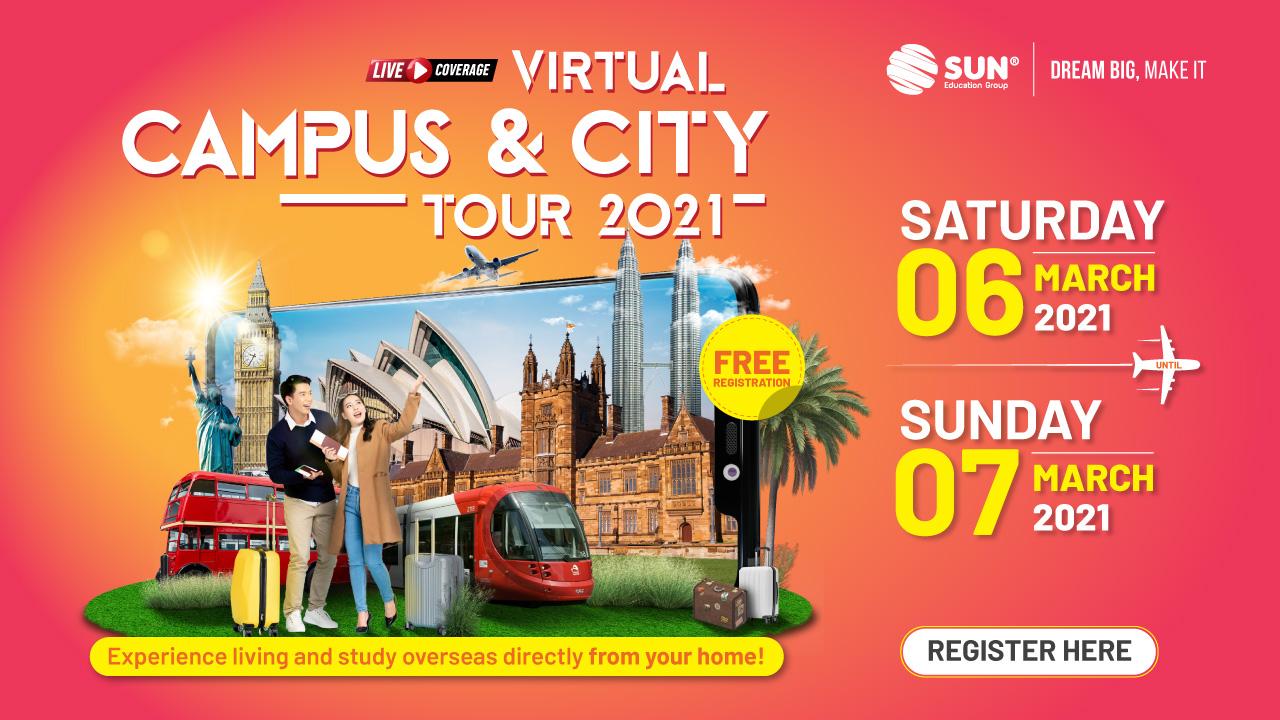 VirtualCampusCity&Tour