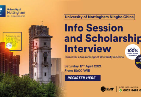 UNNC_InfoSession&ScholarshipInterview