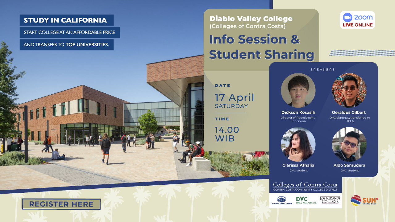 DiabloValleyCollege_InfoSession&StudentSharing