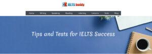 Latihan IELTS online di ieltsbuddy.com