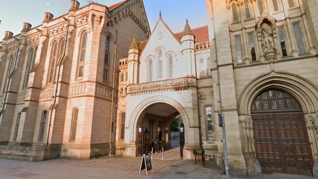 jurusan di university of manchester