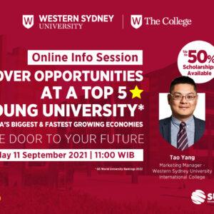 WesternSydneyUniversity_InfoSession