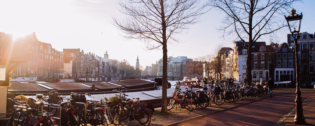 kehidupan di Belanda